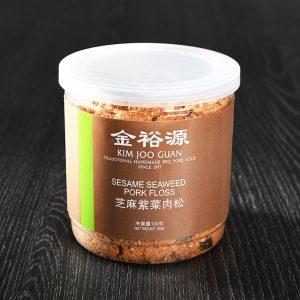Sesame & Seaweed Pork Floss